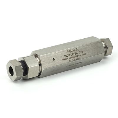 10CV-15CV-Pipe Connection Check Valves