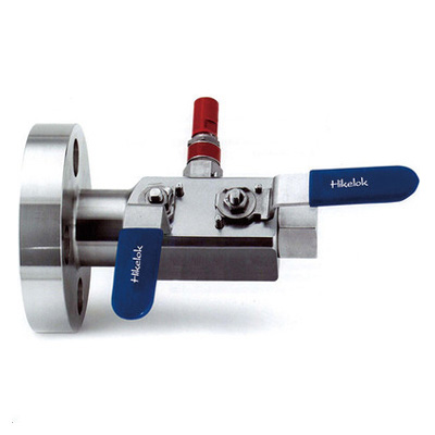 BB1-Flange Block and Bleed Valves