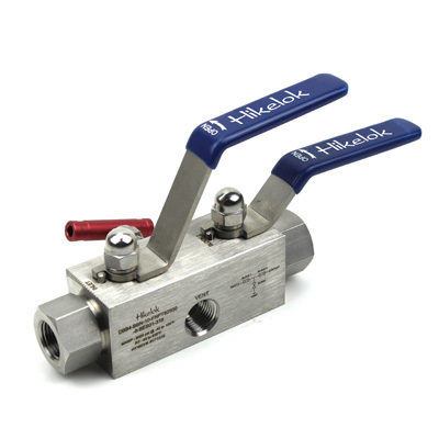 DBB4-Double Block and Bleed Valves