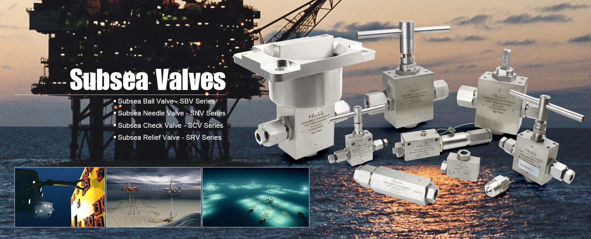 Subsea Valves